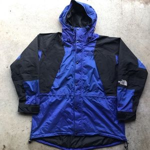 VTG The North Face goretex mountain light jacket